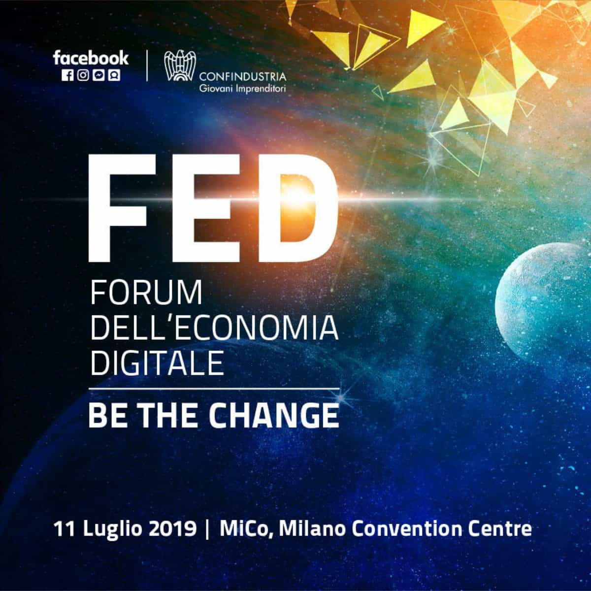 Fed forum dell'economia digitale