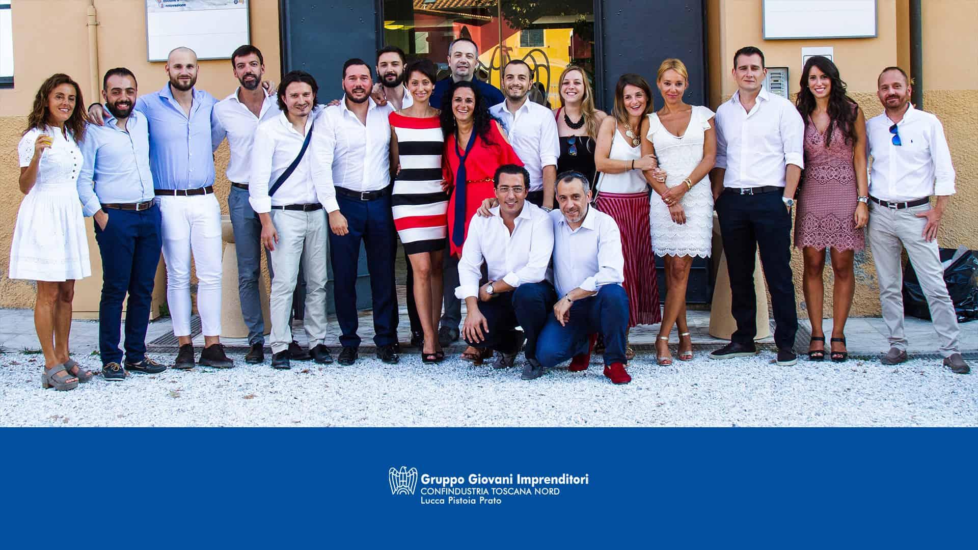 Gruppo giovani imprenditori Confindustria Toscana Nord Copertina soci home