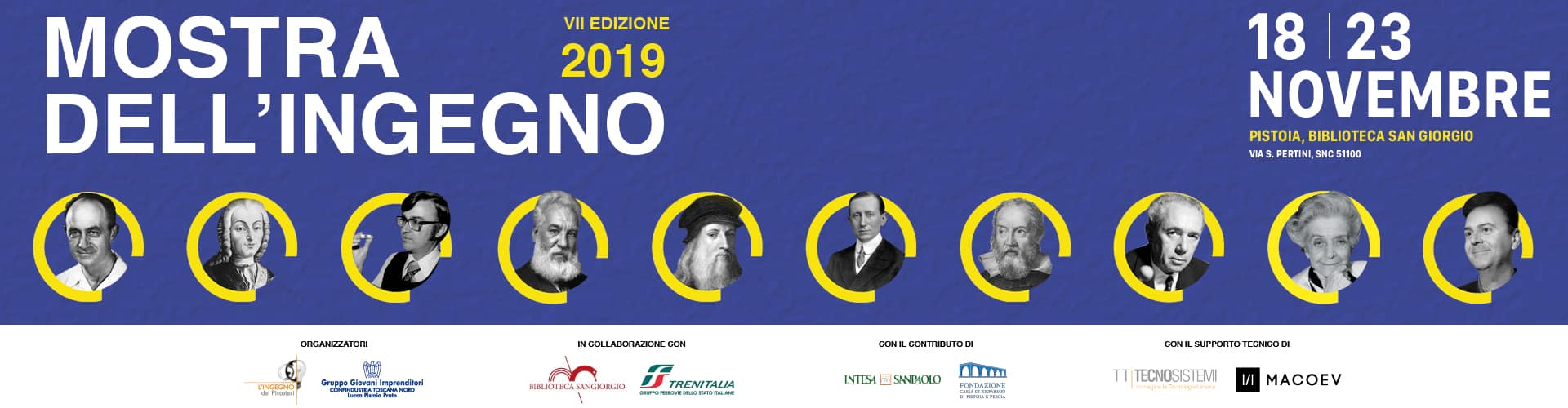 Cover Mostra dell'Ingegno 2019