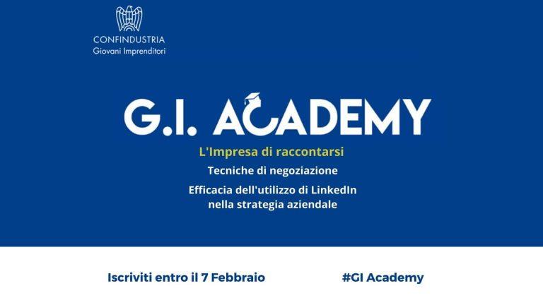 GI-Academy e Impresa di raccontarsi - 13 febbraio